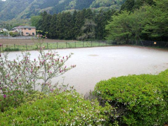 津久井又野公園の多目的広場