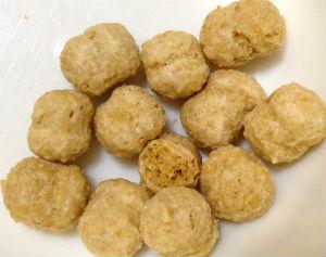 「たっぷり大豆」のきな粉