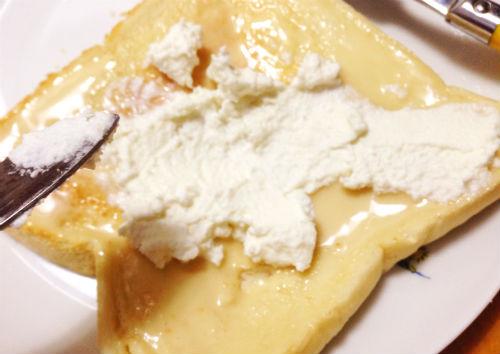 リコッタチーズ ダウニーズハニーバター 食パン