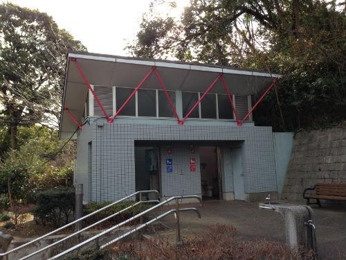 トイレ 野辺山動物園