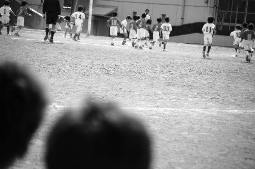 少年サッカー 観戦マナー