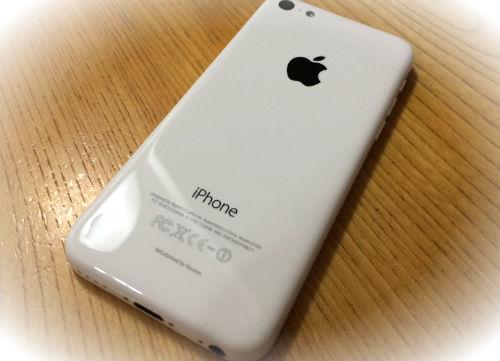 iphone5c 中古