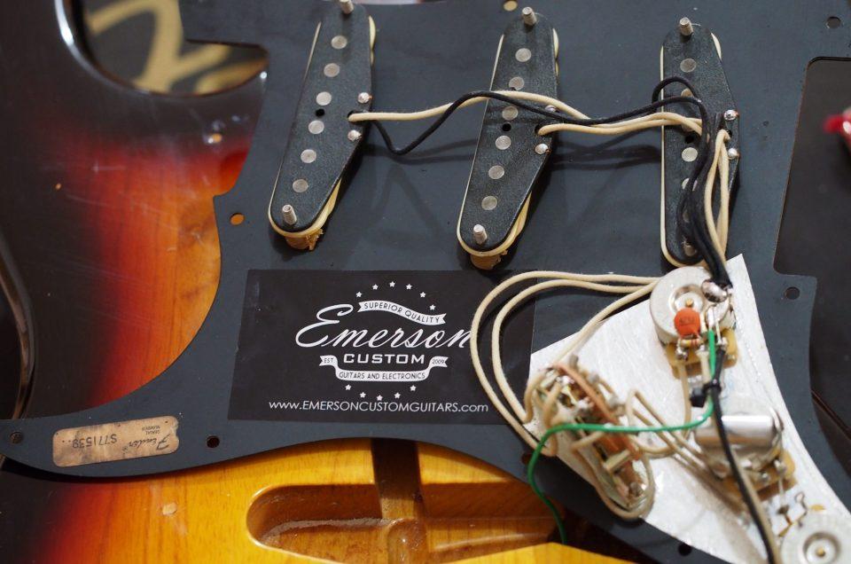 1979 Fender Stratocaster Project Rebuild – Part 2