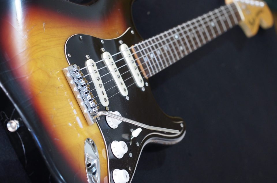 1979 Fender Stratocaster Project Rebuild – Part 3