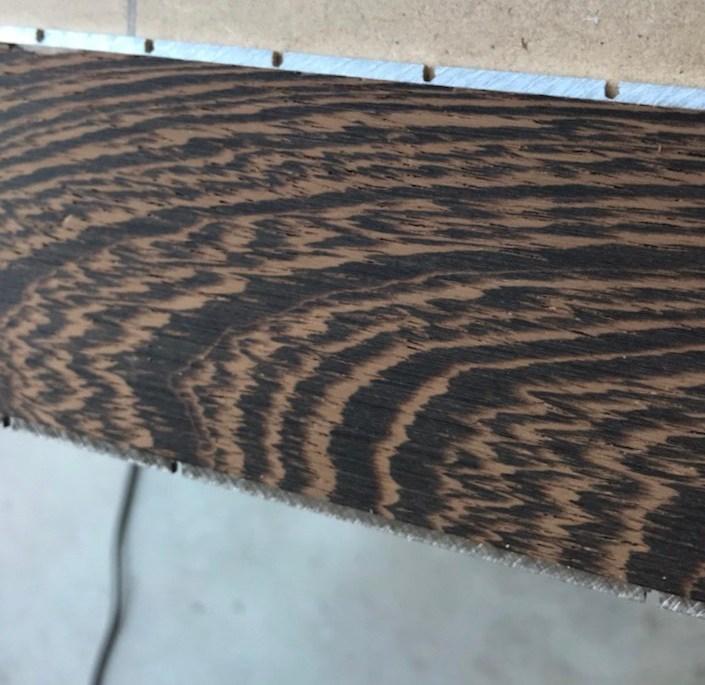 Wenge Fretboard