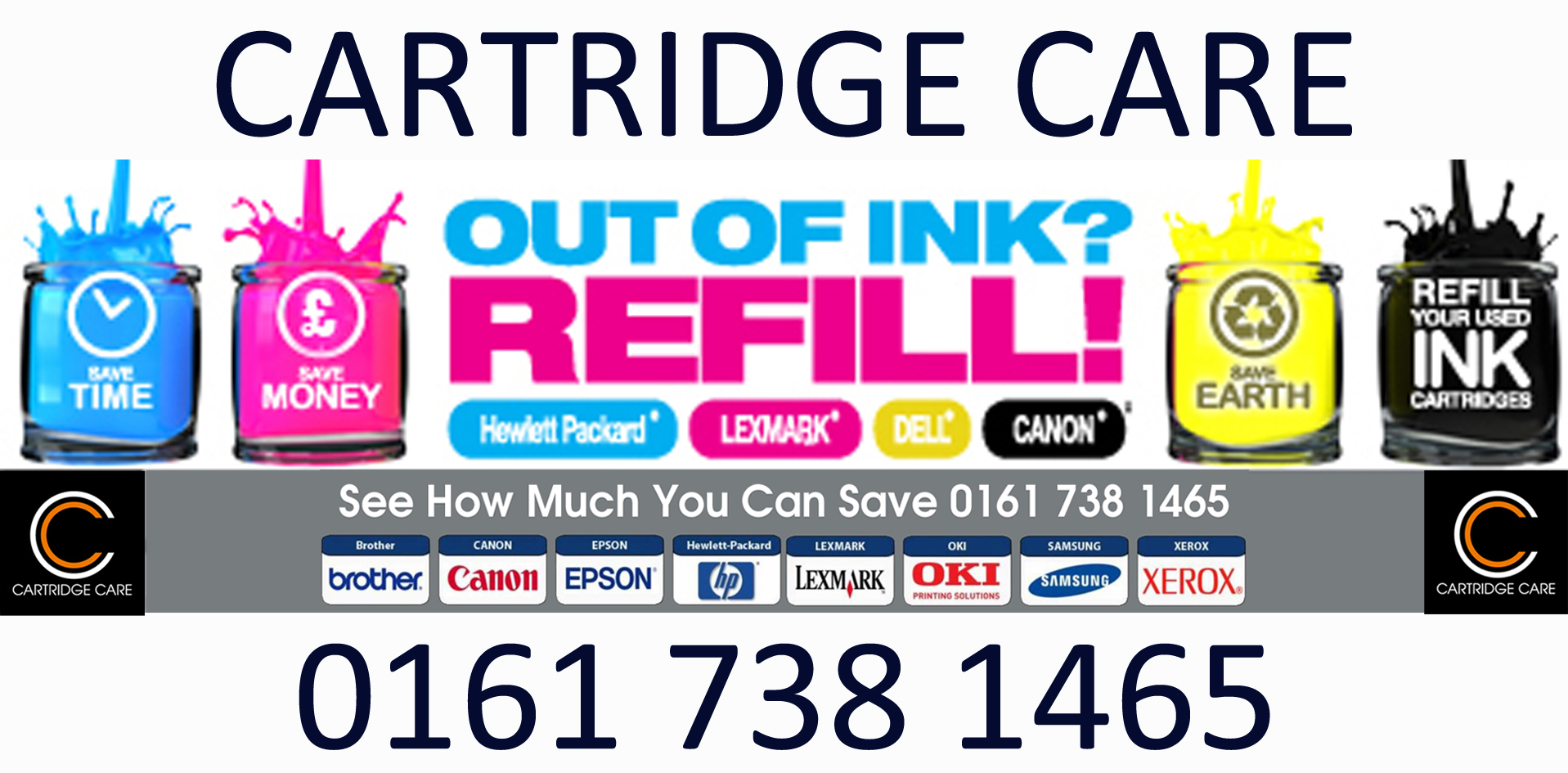 Printer Cartridges Same Day Delivery Bolton