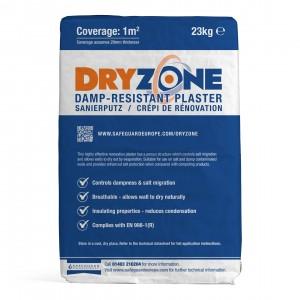 Dryzone Damp Resistant Plaster