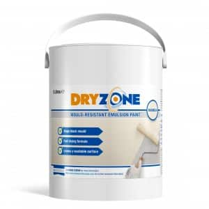 Dryzone System Mould Resistant Emulsion Paint Magnolia