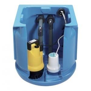 Sentry Sump Battery Pump