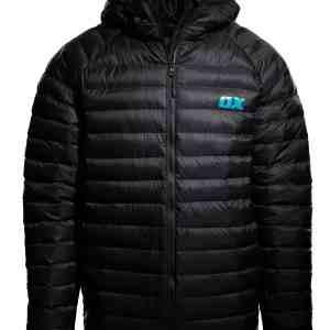 OX Ribbed Padded Jacket
