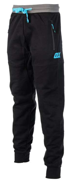 Ox Joggers Black (Front)