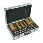 Spectrum Plus Metal 5 Core & Accessories Case - MBD5