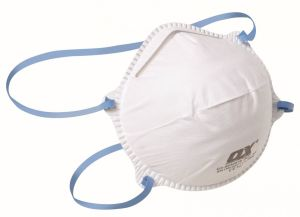 OX FFP2 Moulded Cup Respirator – 3pk Blister - OX-S485203