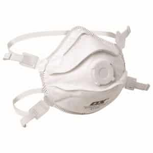 OX FFP3V Moulded Cup Respirator - 1pk Blister - OX-S485401