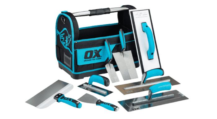 Multiple Ox Tools - Plastering Range
