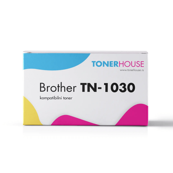 Brother TN-1030 Toner Kompatibilni
