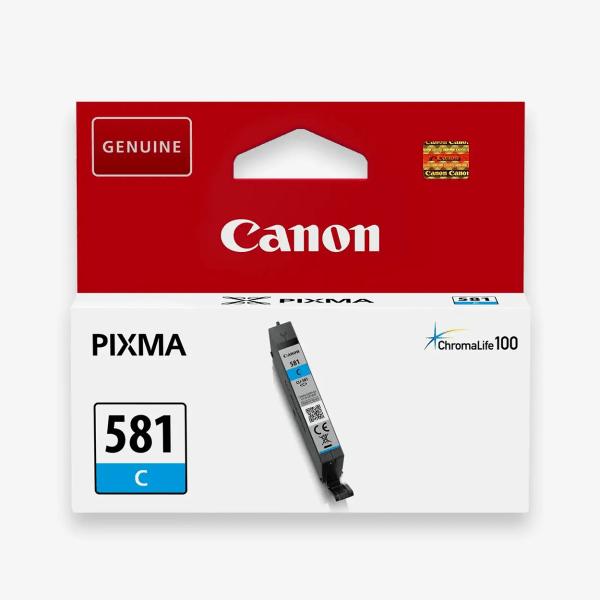 Canon CLI-581C Kertridž Cyan Plavi Original