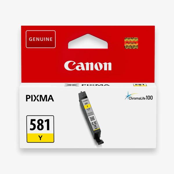 Canon CLI-581Y Kertridž Yellow Žuti Original
