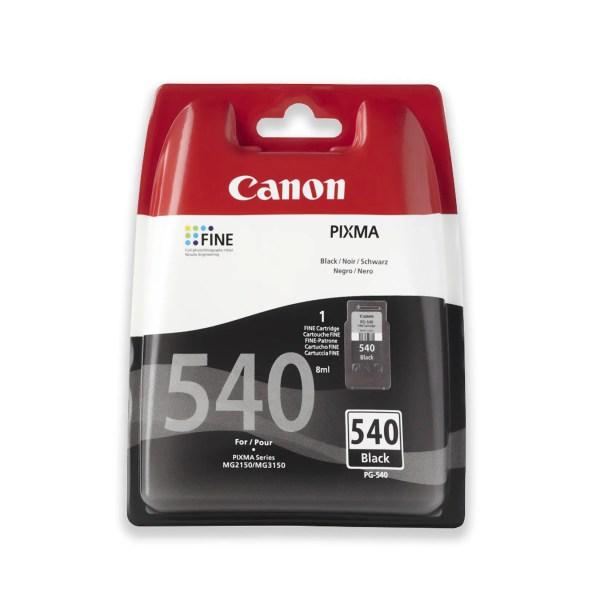 Canon PG-540 Kertridž Original Black Crna