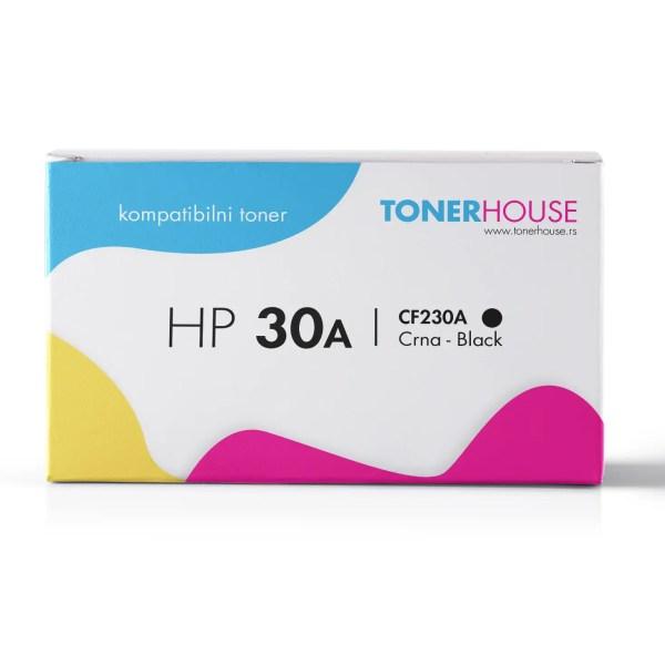 HP 30A Toner Kompatibilni / CF230A