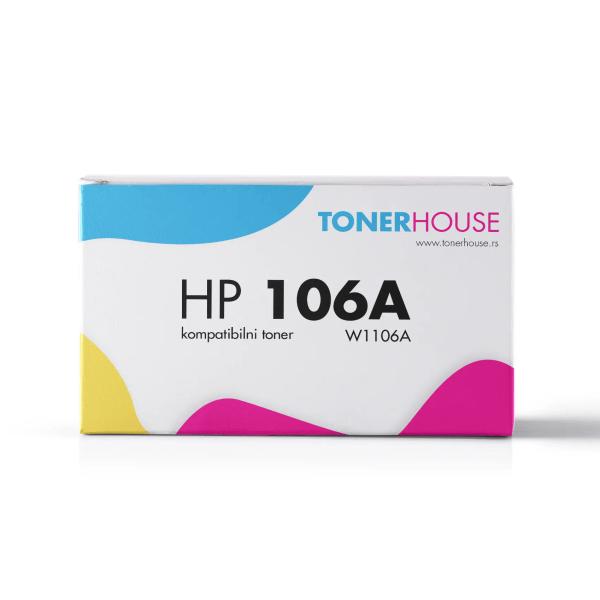 HP 106A Toner Kompatibilni sa čipom / W1106A