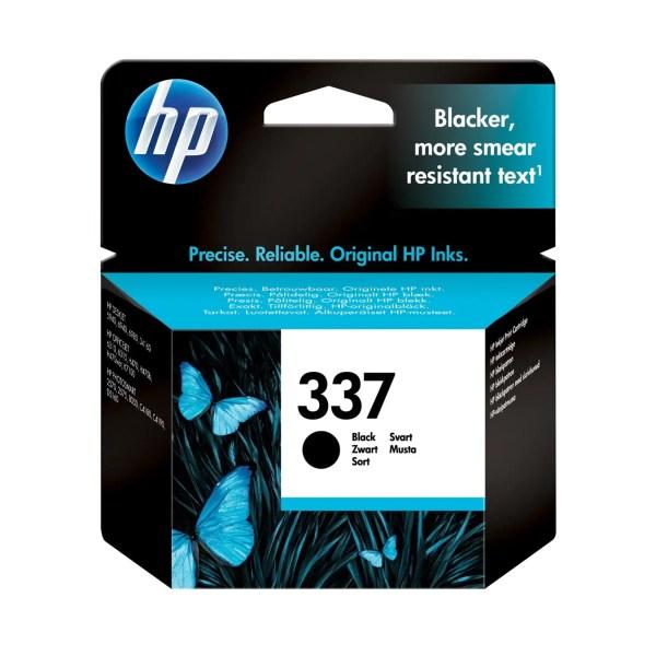 HP 337 Kertridž Original Black Crni / C9364EE