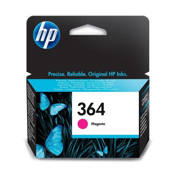 HP 364 Kertridž Original Magenta Crveni / CB319EE