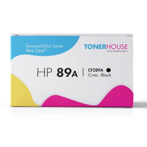HP 89A Toner Kompatibilni Bez Čipa / CF289A