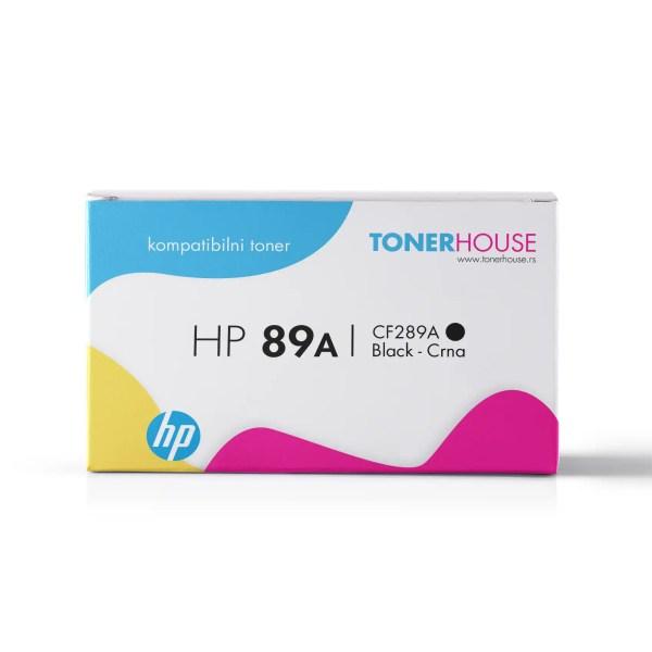 HP 89A Toner Kompatibilni / CF289A
