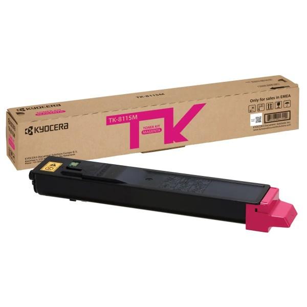 Kyocera TK-8115M Toner Original Magenta