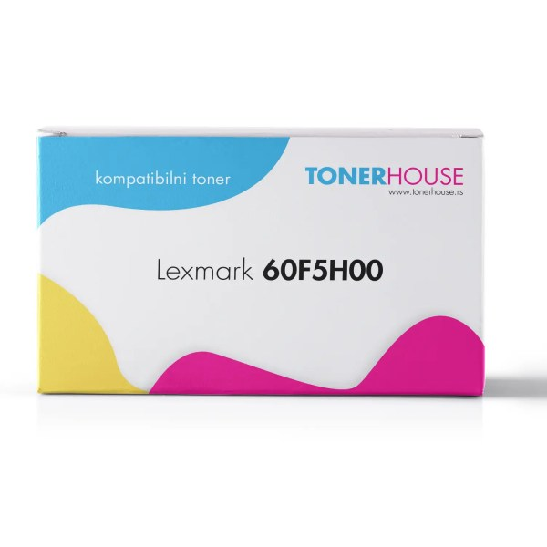 Lexmark 605H Toner Kompatibilni / 60F5H00