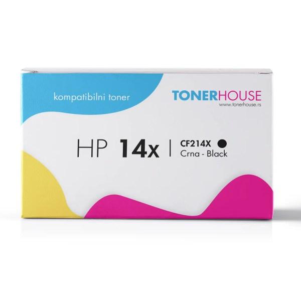 HP 14X Toner Kompatibilni / CF214X