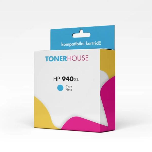 HP 940XL Kertridž Kompatibilni Plavi Cyan