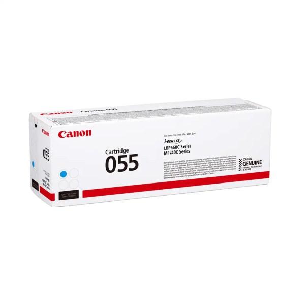 Canon CRG-055 Toner Original Plavi Cyan