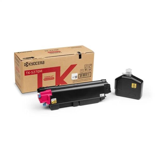 Kyocera TK-5270M Toner Original Magenta