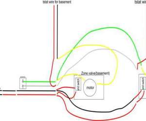 How To Wire A Valve Switch Simple Wiring Diagram Heating Only TwoPort Motorised Valve (Heating