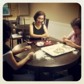 Rice Cakes for Korean Thanksgiving Music Therapy Session