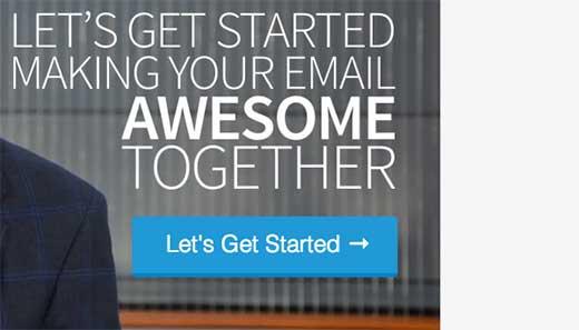 Comenzando con su primera lista de correo electrónico