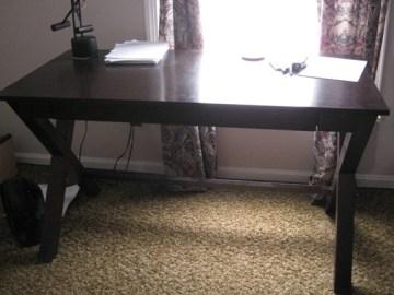 โต๊ะทำงานของคุณสามี (Jul. 2009)