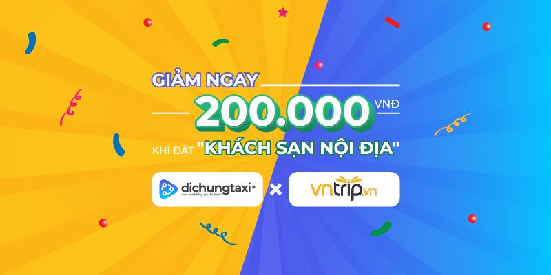 Vi vu hè nhận: Ưu đãi VNtrip – Dichungtaxi 'TaxiSanBayRe'