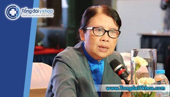 GS. TS. BS Nguyễn Thy Khuê