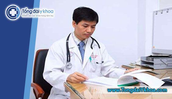 PGS TS BS Nguyễn Đình Khoa bác sĩ cơ xương khớp tphcm
