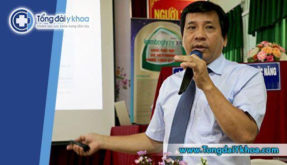 ThS. BS Lâm Văn Hoàng bác sĩ trị bệnh tiểu đường tphcm
