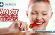 Tại sao nhiều người ăn ớt bị đau bụng, tiêu chảy?