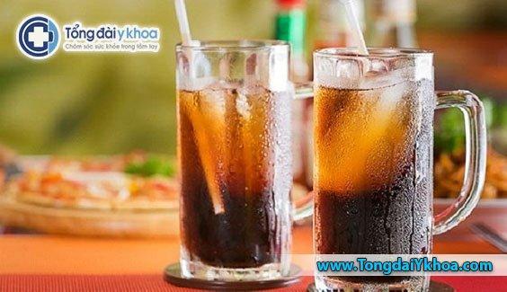 Lượng đường có trong đồ uống có ga không chỉ khiến lớp mỡ tăng lên mà còn gia tăng các bệnh về tim mạch, đường huyết…