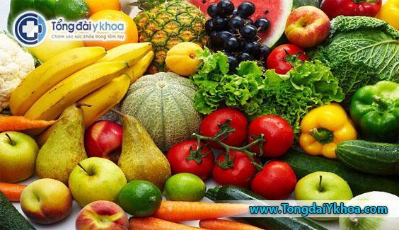 Thực phẩm thực vật rất tốt cho gan
