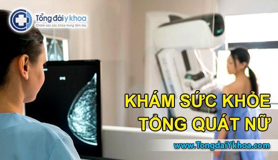 kham suc khoe tong quat nu can chuan bi gi