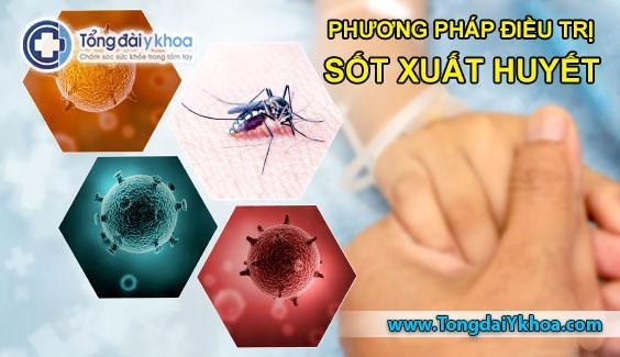 điều trị sốt xuất huyết dengue fever treatmnent