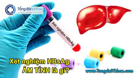 xét nghiệm HBsAg âm tính là gì hbsag negative means