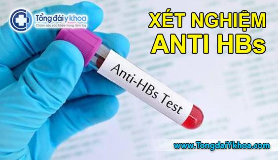 xét nghiệm anti hbs xét nghiệm định lượng anti hbs hbsab